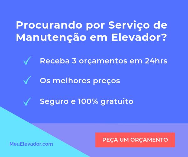 Banner Serviço de manutenção de elevador 2