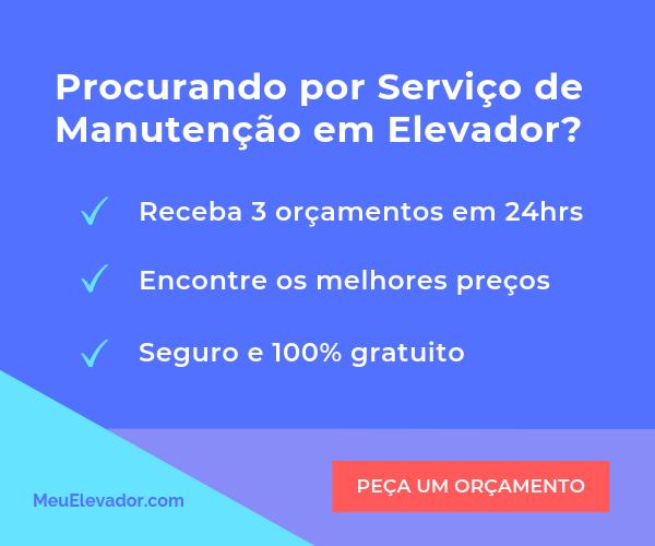 Banner Serviço de manutenção de elevador 3