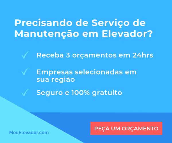 Banner Serviço de manutenção de elevador 4