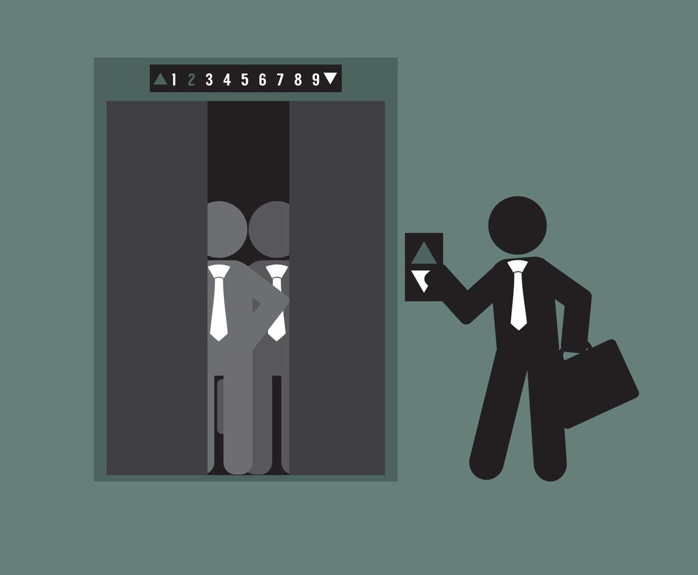 MItos do elevador