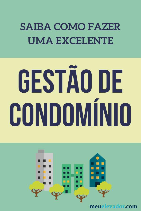 gestão de condomínio