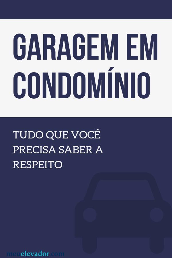 Garagem em Condomínio