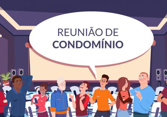 reunião de condomínio