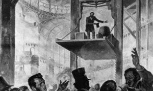 Elisha Otis criador do elevador