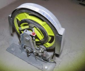 Limitador de velocidade do elevador