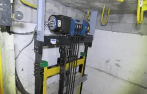 elevador sem casa de máquinas