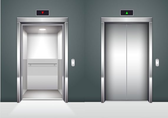 como funciona o elevador