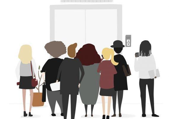 regra no uso do elevador em condominio