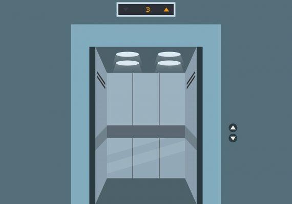 Qual a diferença entre elevador e plataforma elevatória