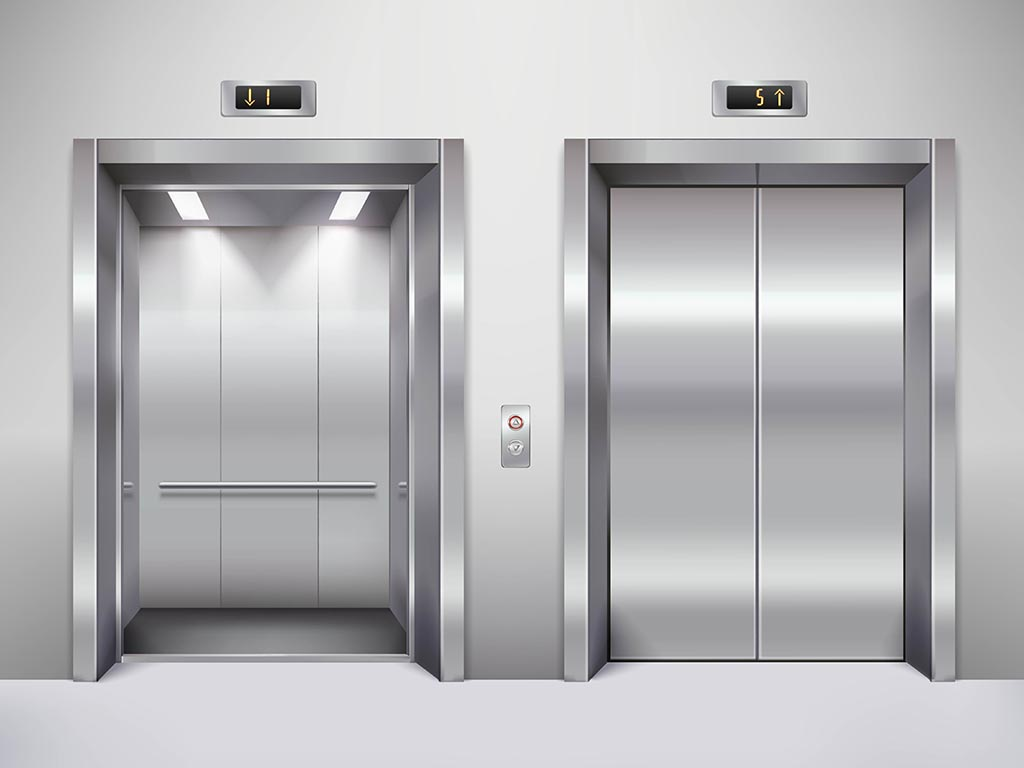motor do elevador