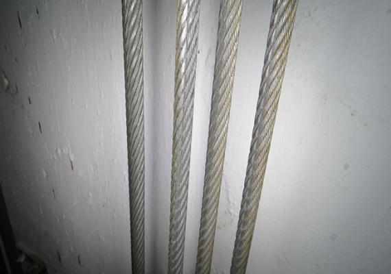 Quando se deve trocar os cabos de tração?